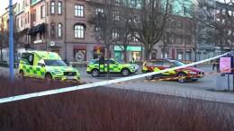 Schwedische Polizei ermittelt wegen Terrorverdachts