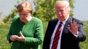 Wo Trump Deutschland abermals ins Fadenkreuz nehmen könnte