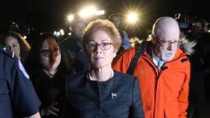 Frühere Botschafterin erhebt schwere Vorwürfe gegen Trump