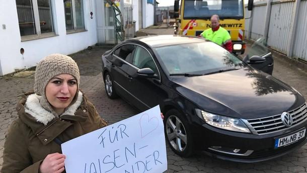 Gewaltopfer will Täter-Auto für guten Zweck verkaufen