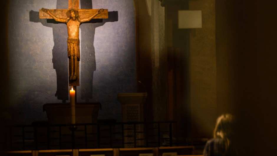 Schleier des Nicht-Wissen-Wollens: Das Leid, dass Menschen i, Raum der Katholischen Kirche zugefügt wurde, ist noch nicht überall aufgearbeitet worden.
