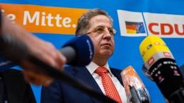 Generalsekretäre von CDU und CSU kritisieren Maaßen