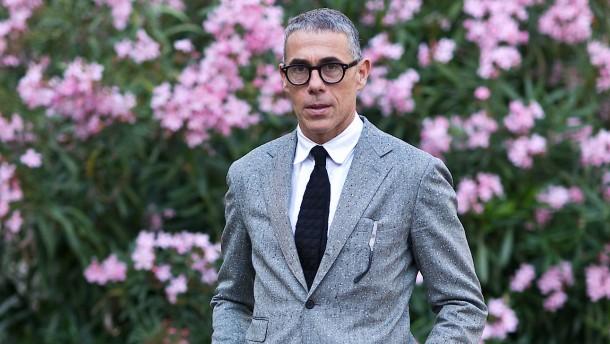 Mann im Anzug