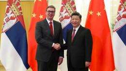 Chinas Rückkehr als Retter