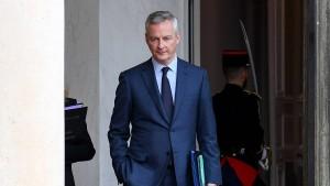 Wie Le Maire Frankreich durch die Krise steuert