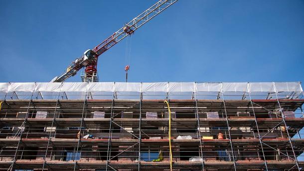 So viele neue Wohnungen wie seit 2001 nicht mehr