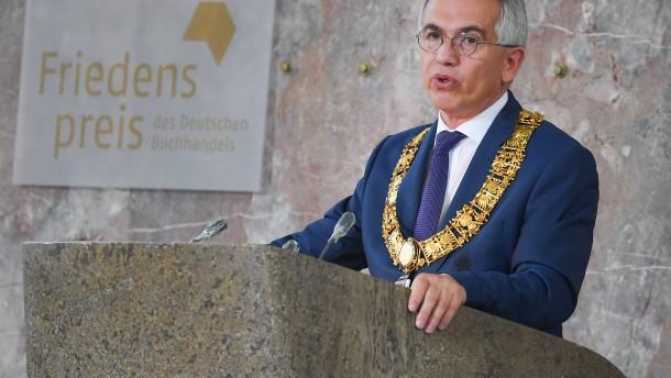 Oberbürgermeister Feldmanns Wollen