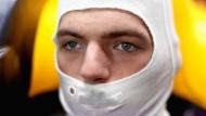 Max Verstappen: Der 19 Jahre alte Red-Bull-Pilot hat zwar Talent, agiert aber häufig sehr aggressiv.