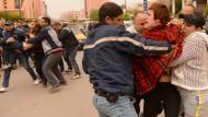 Vor Maghreb-Entscheidung wächst der Druck auf die Grünen
