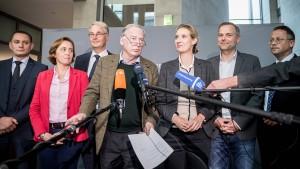 Ein AfD-Bericht aus Berlin