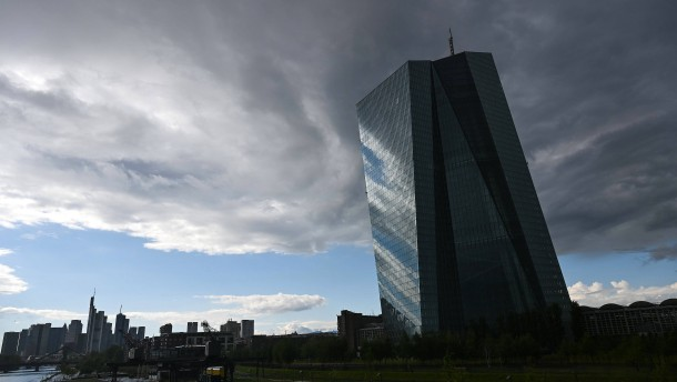 Europäische Zentralbank auf grünen Abwegen