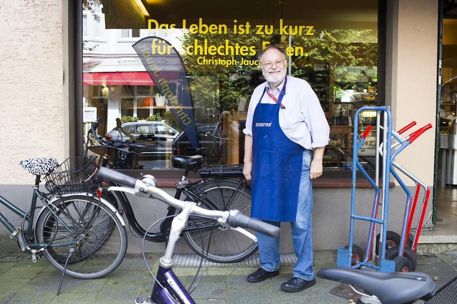 Feinkosthändler und FDP-Politiker: Christoph Jauch
