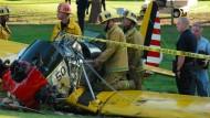 Harrison Ford bei Flugzeugunglück verletzt