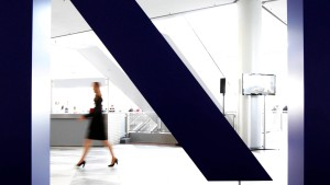Deutsche Bank legt Nullrunde ein