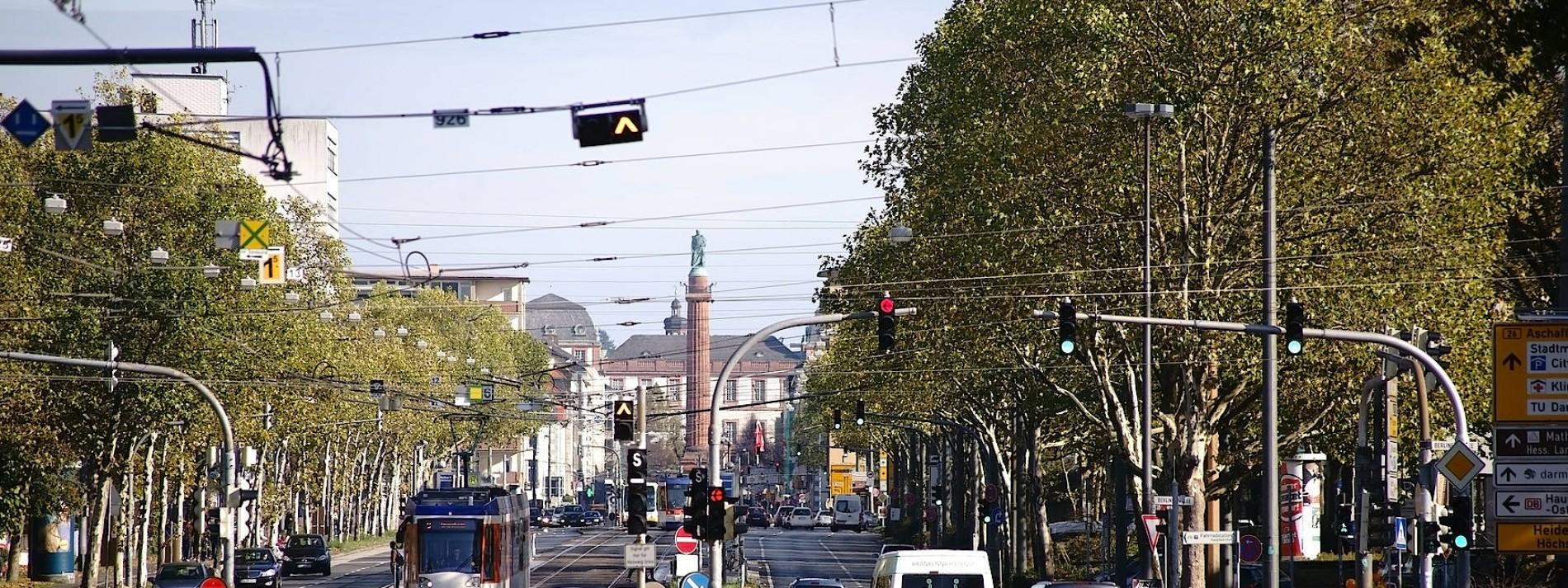 faz.net - Jan Hauser - Smart City: Digitaler Straßenverkehr in Darmstadt