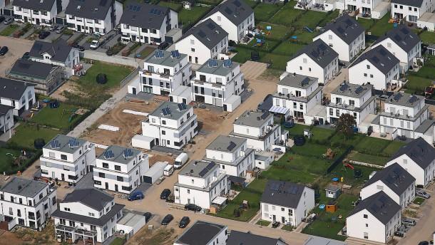 Mieten hinken den Immobilienpreisen hinterher