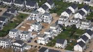 Stiegen die Immobilienpreise zu schnell oder passen sich die Mieten ihnen bald an?