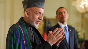 Karzai will Sicherheit bereits 2013 übernehmen