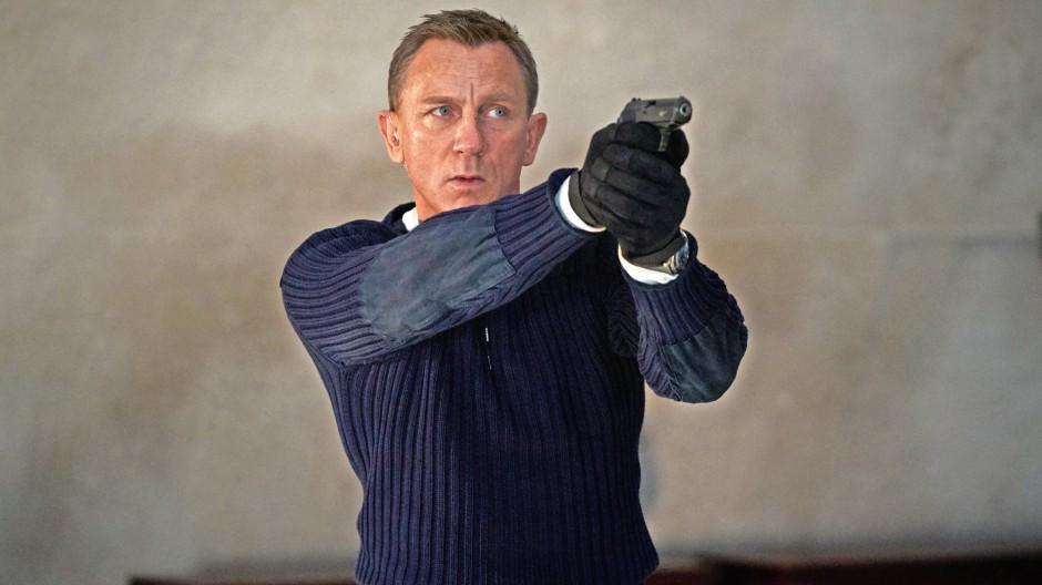 """Mission accomplished: """"Keine Zeit zu sterben"""" ist der fünfte 007-Film mit Daniel Craig – und es soll auch wirklich sein letzter sein."""