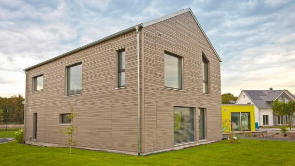 Immobilien / Mehr Holz / Skandinavisch außen