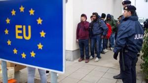 """""""Balkanroute ist nicht dicht"""""""