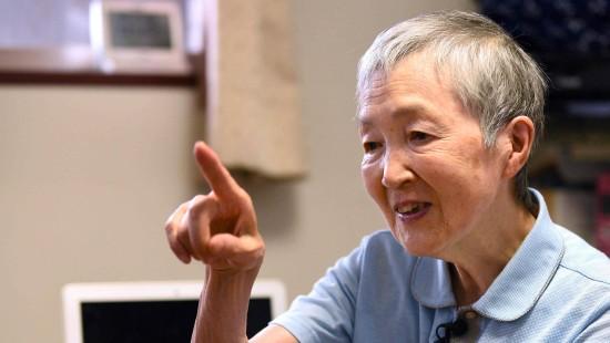 82-jährige Japanerin sorgt als App-Entwicklerin für Furore