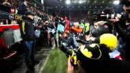 Gegen Mainz konnte Peter Stöger schon einen Erfolg mit Dortmund verzeichnen. Kann er in Hoffenheim daran anknüpfen?
