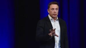 Nimmt Elon Musk Tesla von der Börse?