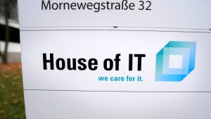 Neues House of IT soll auch global wirken