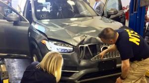 Uber beendet Tests mit selbstfahrenden Autos