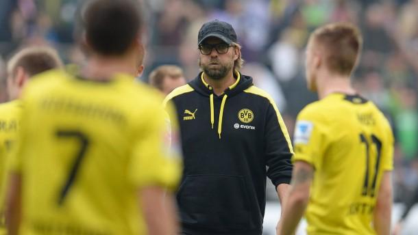 Gladbach hat die glücklichere Borussia