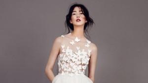Ein Kleid mit Tüll, aber bitte nicht tantig