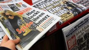 Medienecho auf Trennung von Sylvie und Rafael van der Vaart