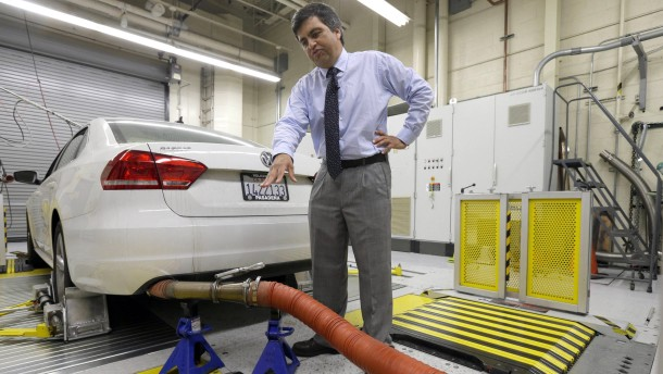 Kalifornien lehnt VW-Rückrufplan ab