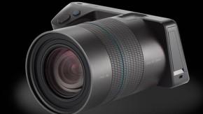 Die Lichtfeldkamera Lytro Illum mit achtfachem optischen Zoom, konstanter Blende 2,0 und 40-Megaray-Sensor kostet rund 1600 Euro und richtet sich an Profis