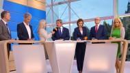 Spitzenkandidaten in Mecklenburg-Vorpommern: Schuld an allem ist nur die Eine!