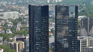 Wer hat die Macht in der Deutschen Bank?