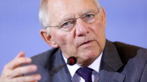 Schäuble fordert Portugal zum Sparen auf