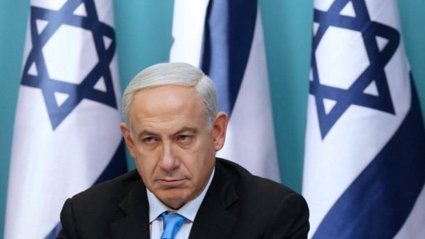 Netanjahus Schlammschlacht
