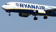Ryanair startet bald auch in Berlin-Tegel.