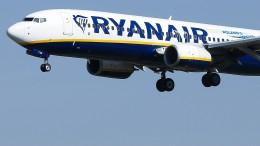 Ryanair fliegt künftig ab Berlin-Tegel