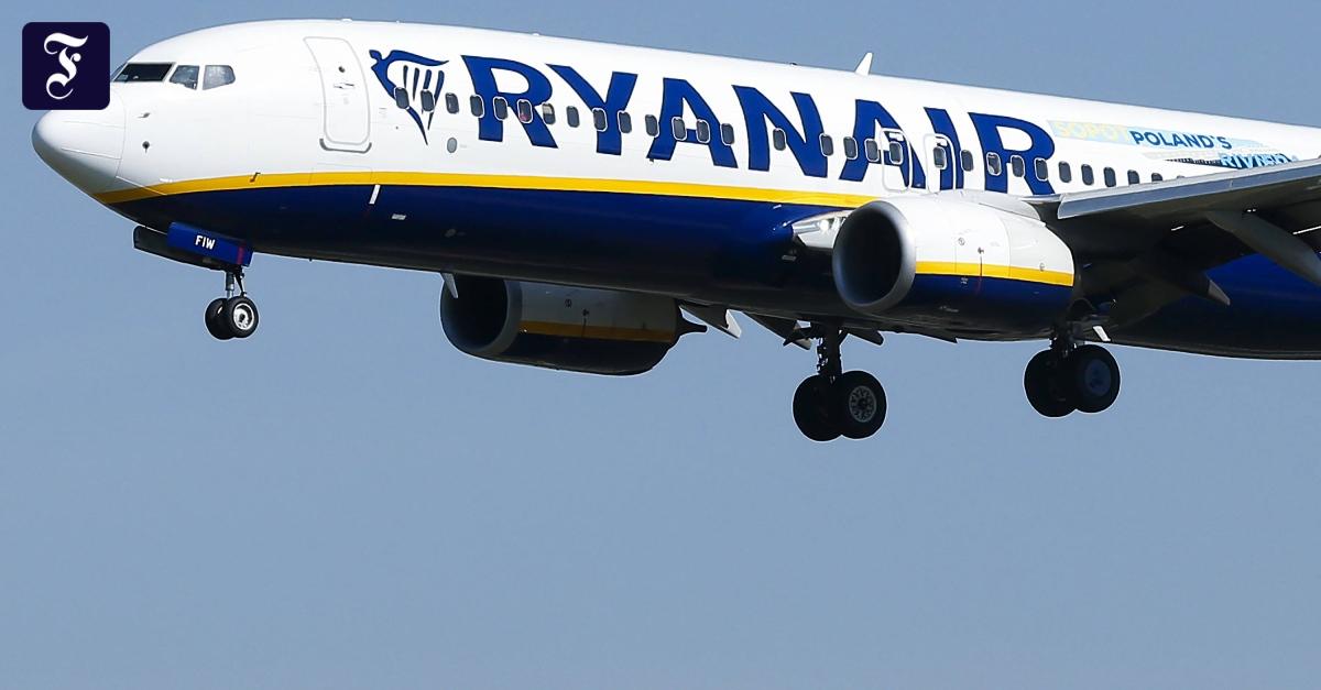 Ryanair Tegel