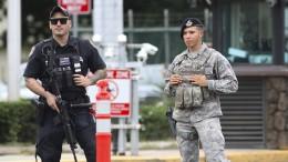 Matrose tötet zwei Menschen auf Marinestützpunkt
