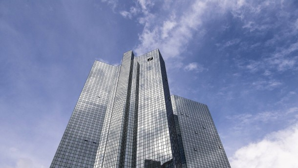 Deutsche-Bank-Chef verspricht mehr Anstand