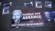 Nicht nur in Amerika umstritten: Julian Assange.