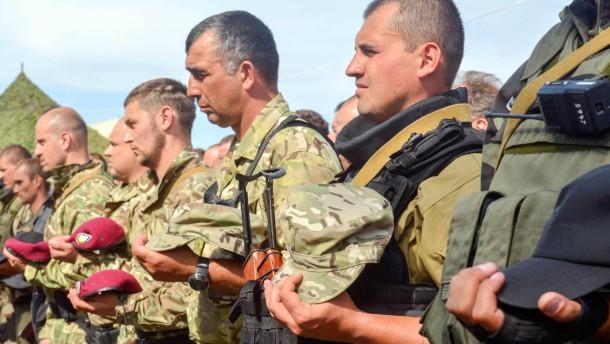 Kiew wirft Russland Abschuss eines Kampfflugzeugs vor