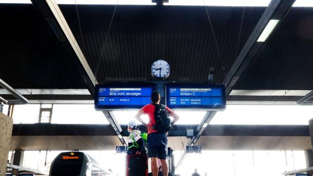 Streik bei der Deutschen Bahn vorerst beendet