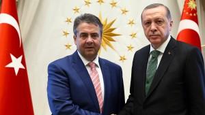 """""""Wer sind Sie, dass Sie mit dem Präsidenten der Türkei reden?"""""""