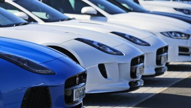 Jaguar will neue Elektrofahrzeuge in England bauen