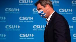 """""""Wir werden Maskenpflicht auf keinen Fall abschaffen"""""""